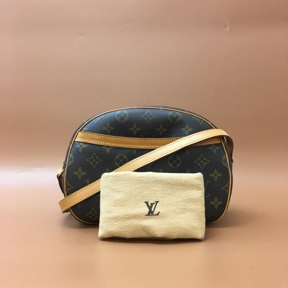Louis Vuitton Blois Senlis Monogram Crossbody Bag